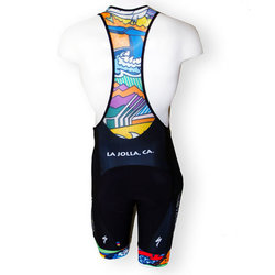 UCC Custom Men's Taste of the Coast Bib Short