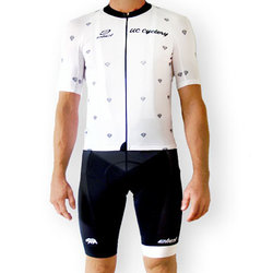 UCC Custom Men's La Jolla Bib Short