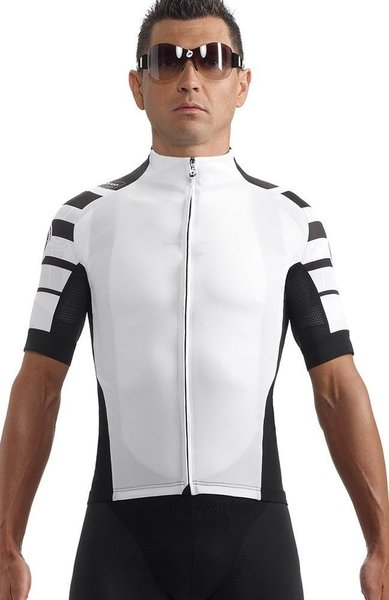 Assos SS.cento_s7 - Jersey Color: White Panther