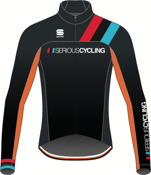 Sportful Ride! club 2020 Thermal LS Jersey