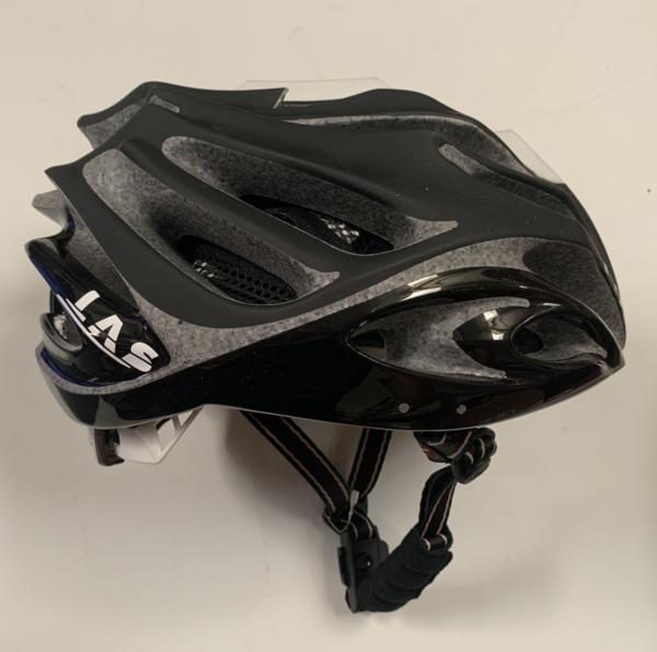 LAS LAS Squalo 2.2 Helmet Blk/L-Bl/Wht