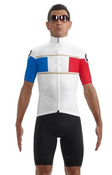 Assos SS.neoPro - Flag Jersey Color: France