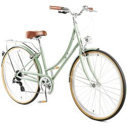 Retrospec Venus 7s Step-Thru City Bike