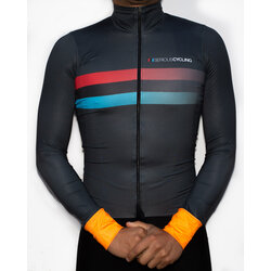 Ride! Serious Cycling Long Sleeve Nations Fade