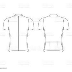 Serious Cycling Ride!Club Training Jersey