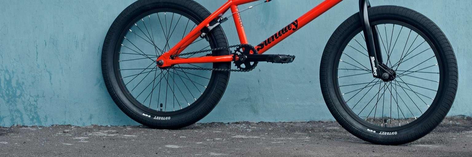 Sunday Bike