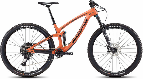 Transition Smuggler Carbon GX with Upgrades