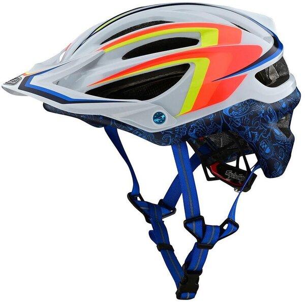 Troy Lee Designs A2 Helmet Mirage w/MIPS
