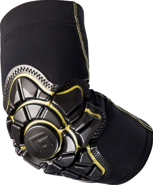 G-Form G-Form Pro-X Youth Elbow Pads: Black/Yellow