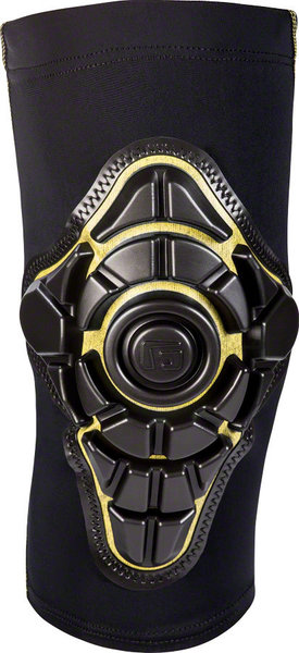 G-Form G-Form Pro-X Youth Knee Pads: Black/Yellow