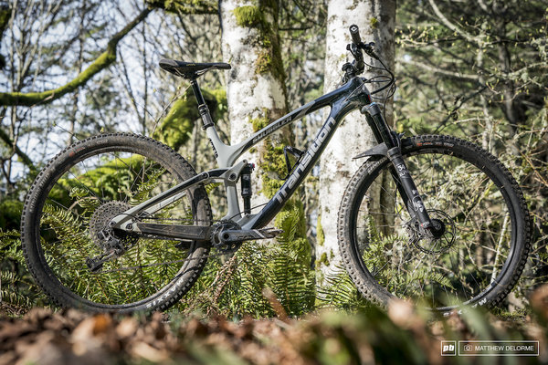 Transition Smuggler Carbon GX - USED DEMO BIKE