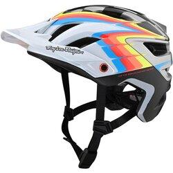 Troy Lee Designs A3 MIPS Helmet SIDEWAYS