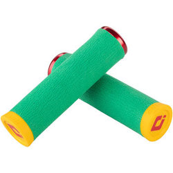 ODI ODI Dread Lock Grips - Rasta, Lock-On