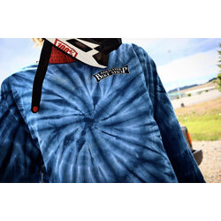 Another Bike Shop Old School Tie Dye T-shirt - Long Sleeve