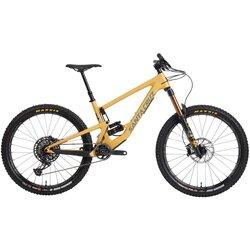 Santa Cruz Bronson Carbon CC X01
