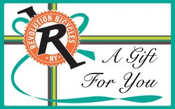 Revolution Bicycles Revolution Gift Card