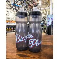 CamelBak Bicycles Plus Tricolor Script Podium Bottle 24 oz