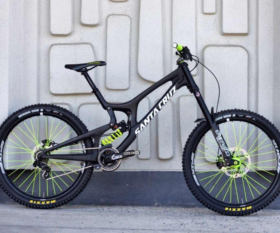 Custom Santa Cruz V10