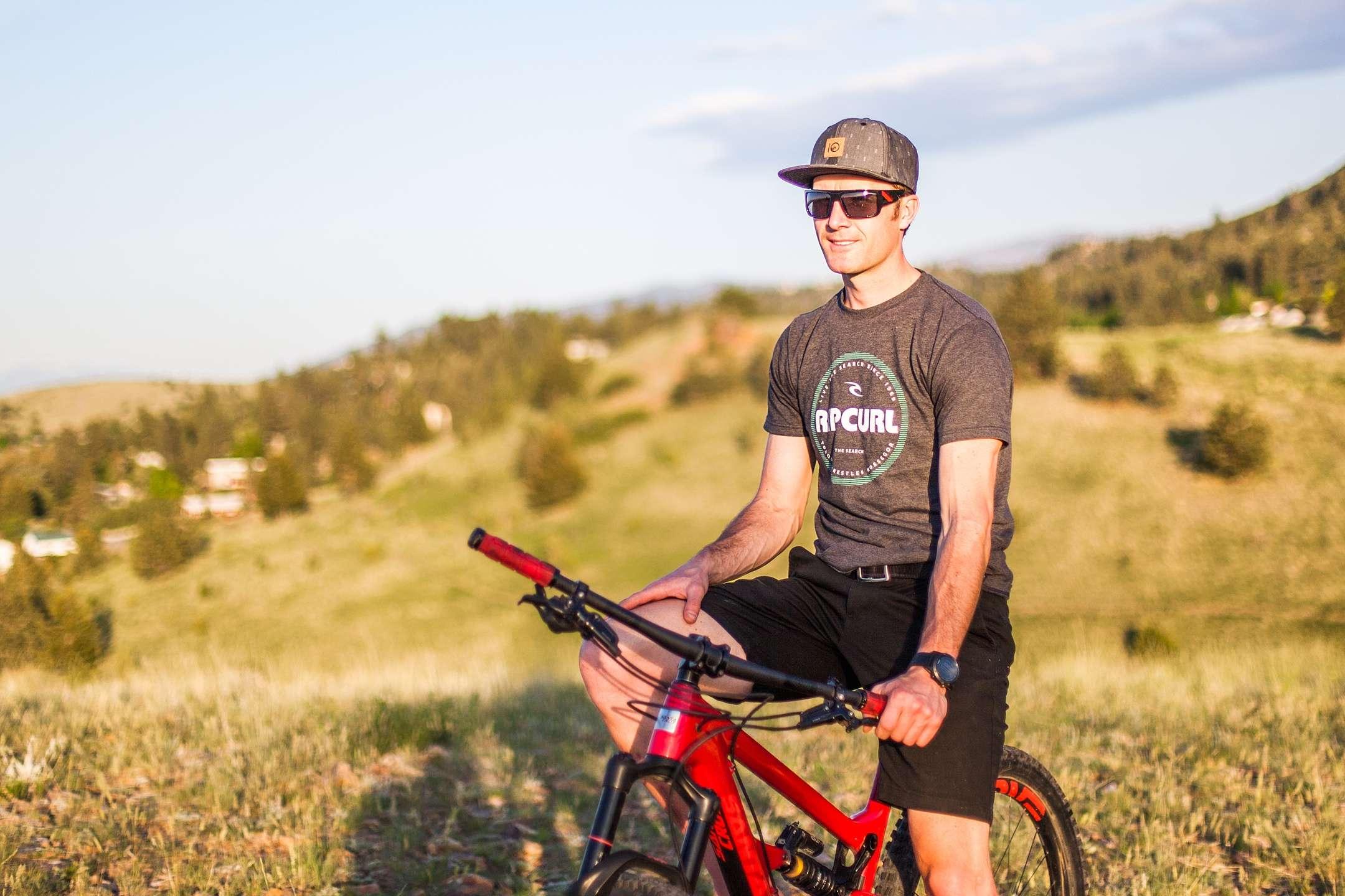 Daniel Barry, Owner of Grand Ridge Cyclery
