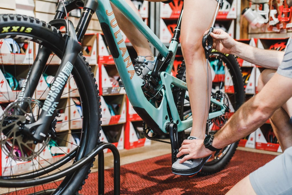 The Right Fit - Saddle Height