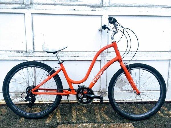 Electra Townie 21D Orange