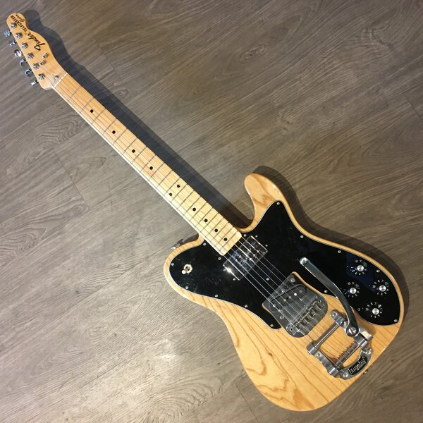 Halifax Cycles & Guitars Fender Telecaster Custom '72 Reissue