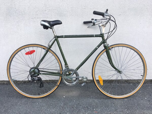 Halifax Cycles & Guitars 1976 SuperCycle Roadster [Raleigh]