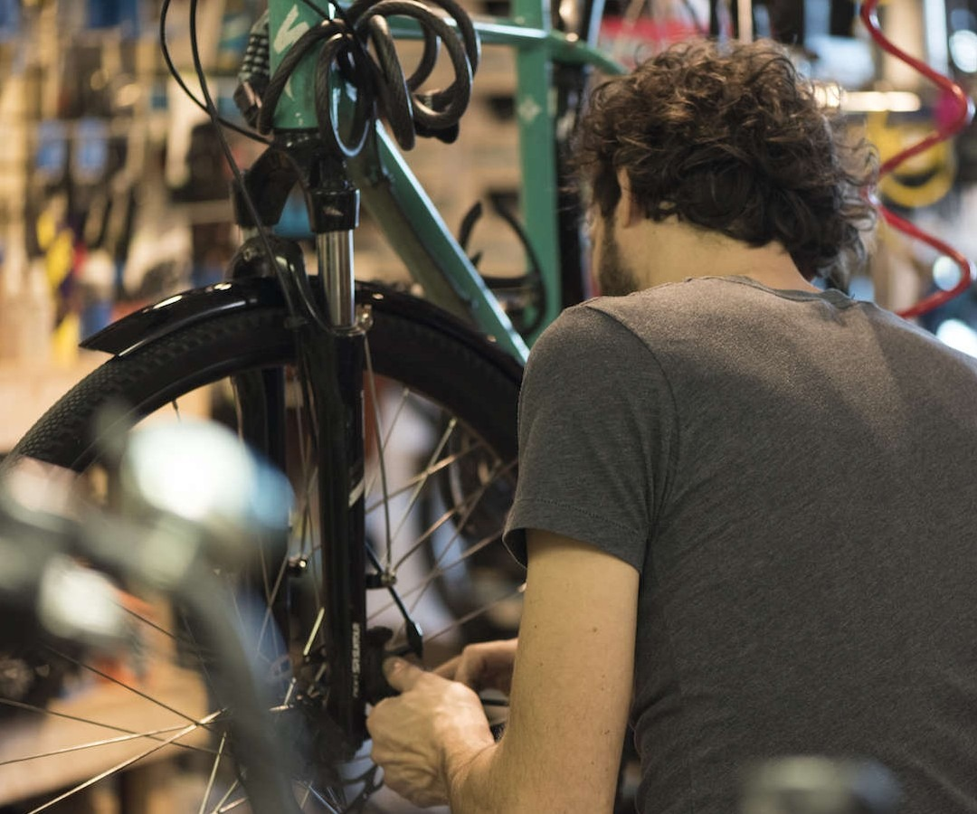 Service & Repairs at Halifax Cycles