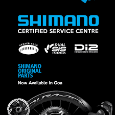 Shimano Certified Service Centre