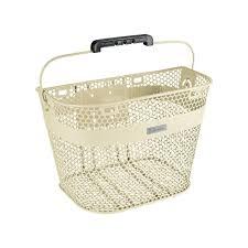 Electra Linear Basket Cream