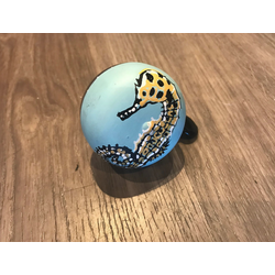 mcmurtrydesign Hand Painted Bicycle Bell