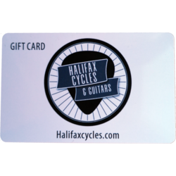 Halifax Cycles & Guitars Gift Card