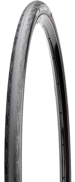 Maxxis High Road Tire - 700 x 25, Tubeless, Folding, Black, Single, HYPR
