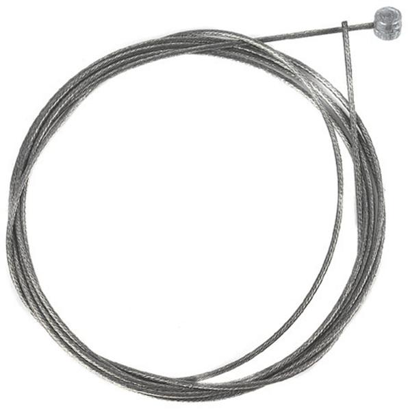 Jagwire Câbles de freins, Basics, VTT, Inox, 1.5mm, 2000mm