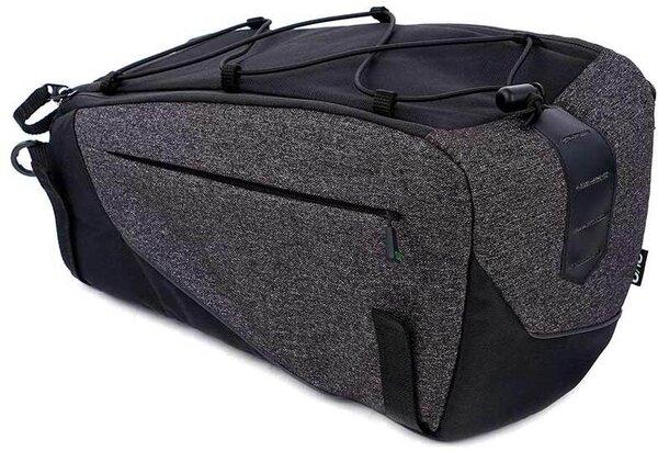 Evo Sac de porte bagage isolé, Noir/Gris