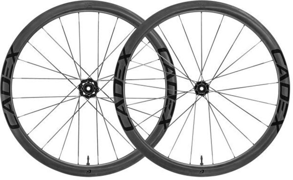 CADEX Paires de roues CADEX 42 DISC TUBELESS