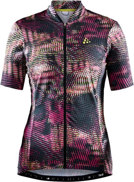 Craft Hale Graphic Jersey Femme FAME/VENOM