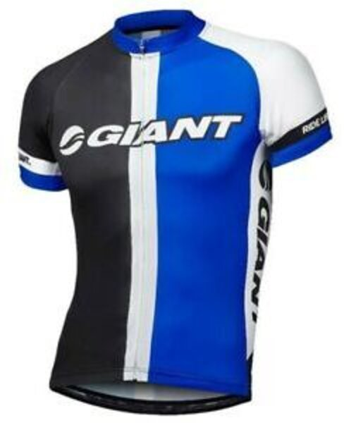 Giant Race day Jersey Noir/Bleu
