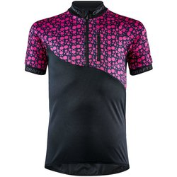 Craft Bike Jersey Junior Noir/Fame