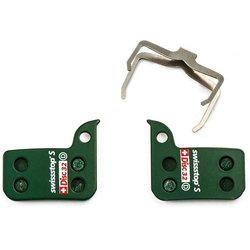 SwissStop Métaliques, Patins de freins à disque, SRAM HRD, Hydro R