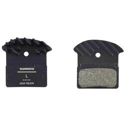Shimano J03A, Plaquettes de freins à disque, Forme: Shimano G-Type/F-Type/J-Type, Résine, Paire
