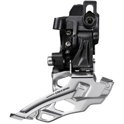 Shimano Derailleur avant, 2x10vit., Down swing, Top pull, Montage direct, Pour 38/40D