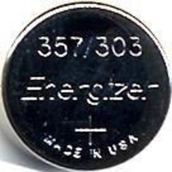 Energizer 357/303 LR44 Old Sigma Computer Battery