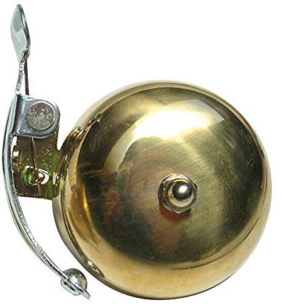 Crane Bell Co Suzu Lever Strike Bell Brass