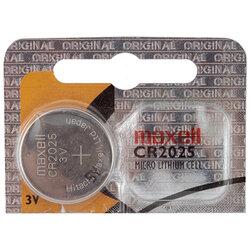 Maxell Battery CR2025