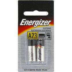 Energizer A23 12v Alkaline Batteries 2/PK