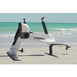 Manta5 Hydrofoiler XE-1 Water E-Bike 19
