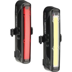 Cygolite Hotrod Rechargeable Lights Taillight and Headlight Set