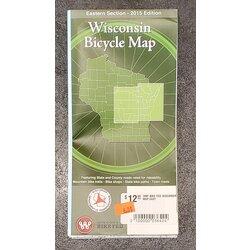 WI Bike Federation WI Bike Map Easter Section 2015
