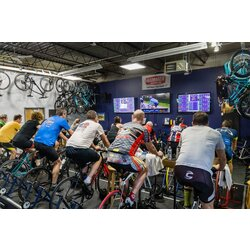 VeloCity Cycling Indoor Training Cycling Studio Drop in Visit